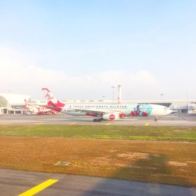Surviving a long haul AirAsia flight