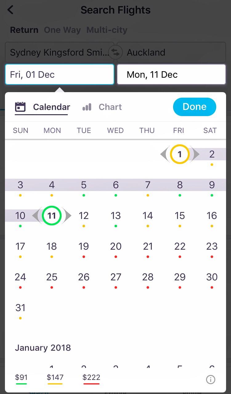 Best free travel apps Skyscanner