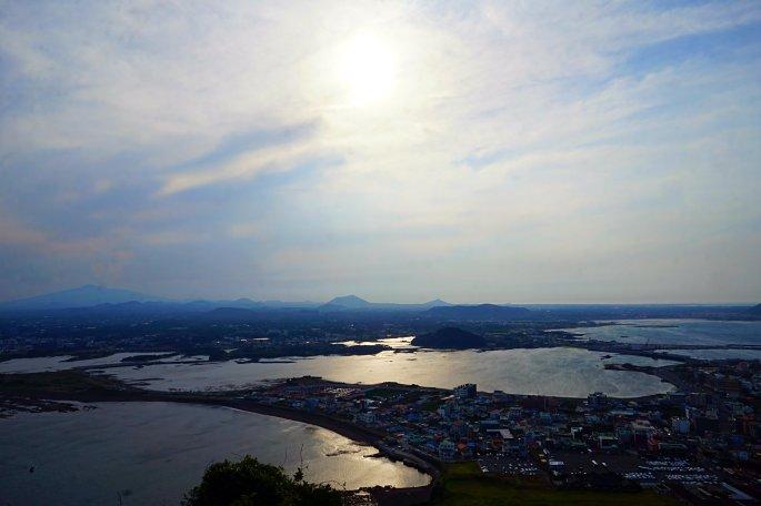Seongsan Ilchul-bong